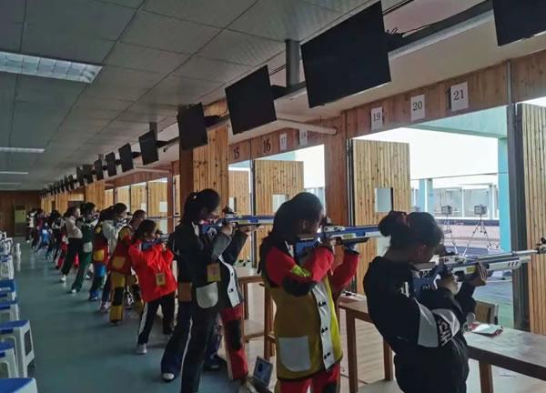 2020年安徽省中小学生激光射击比赛落幕