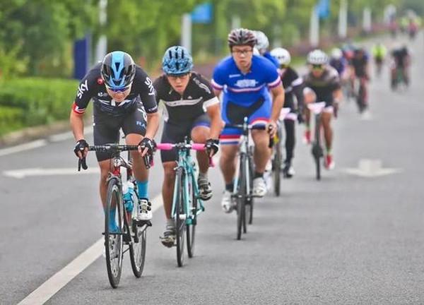 2020环巢湖国际骑游大会快乐启程